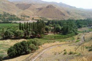 ايستا مرموزترين روستای ايران