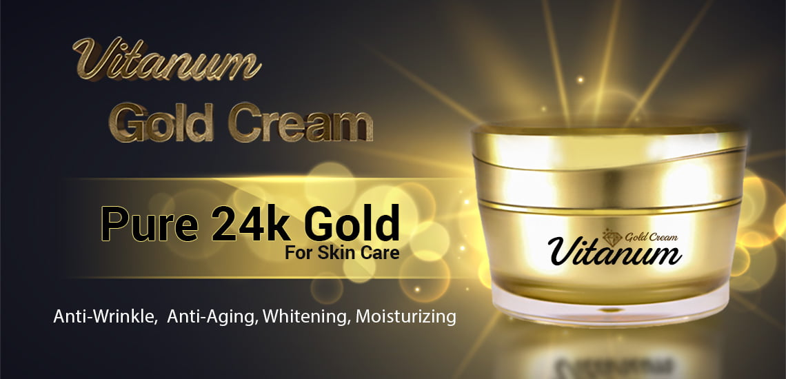 کرم طلا گل شفا - Golshafa Gold Cream