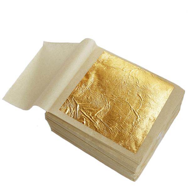 ورق طلا نانو گلد آرایشی