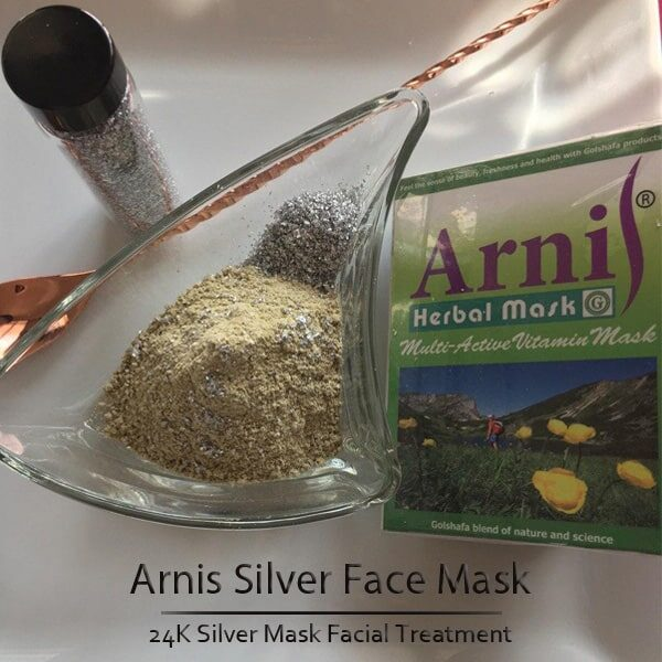 ماسک نقره آرنیس